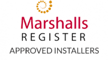 marshalls-approved-installer - Block Paving Driveway Contractors, CT14, Asphalt Driveways of Deal, Kent